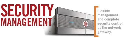 Ironport Security Management
