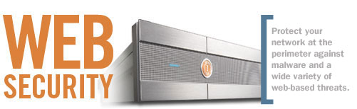 Ironport Web Security Appliance S-series