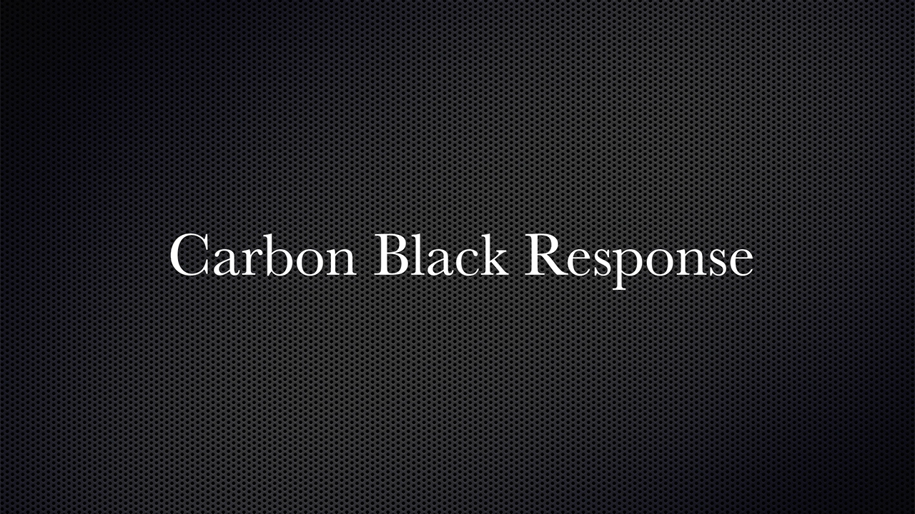 VMware Carbon Black EDR