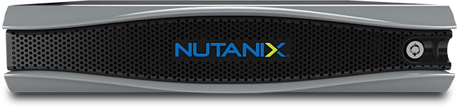 Nutanixハードウェア