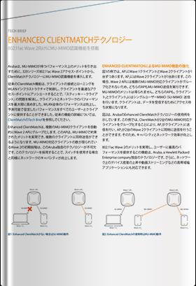 ClientMatch™テクノロジー